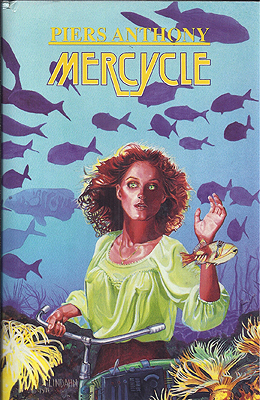 Mercycle. Piers Anthony.