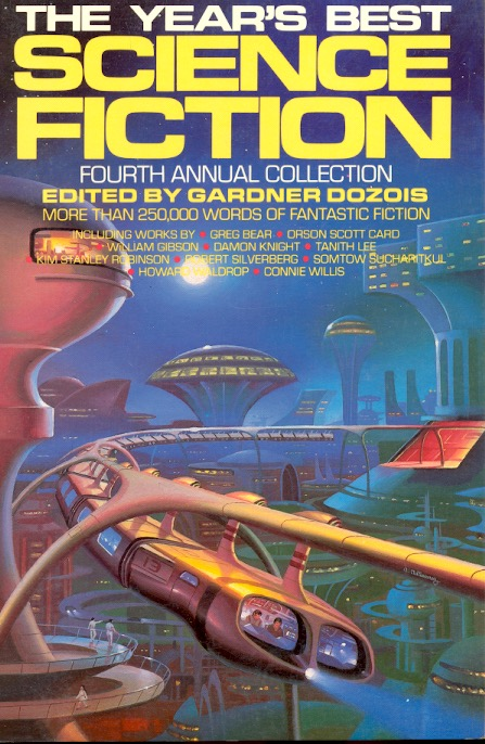 Year's Best Science Fiction: Fourth Annual Collection. Gardner Dozois.