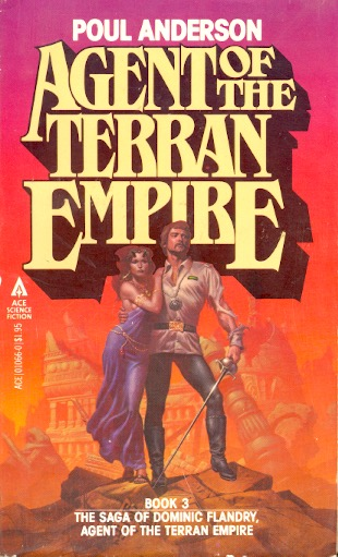 Agent of the Terran Empire. Poul Anderson.