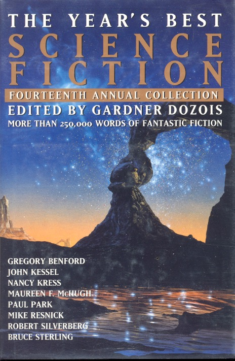 Year's Best Science Fiction: Fourteenth Annual Collection. Gardner Dozois.
