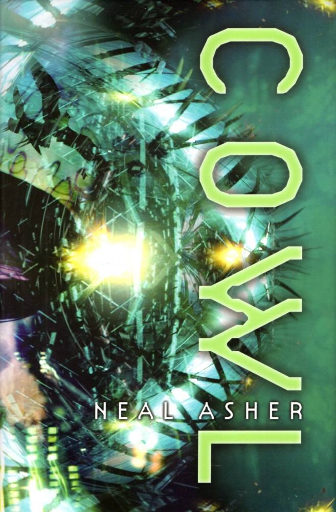 Cowl. Neal Asher.