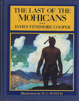 Last of the Mohicans. James Fenimore Cooper.