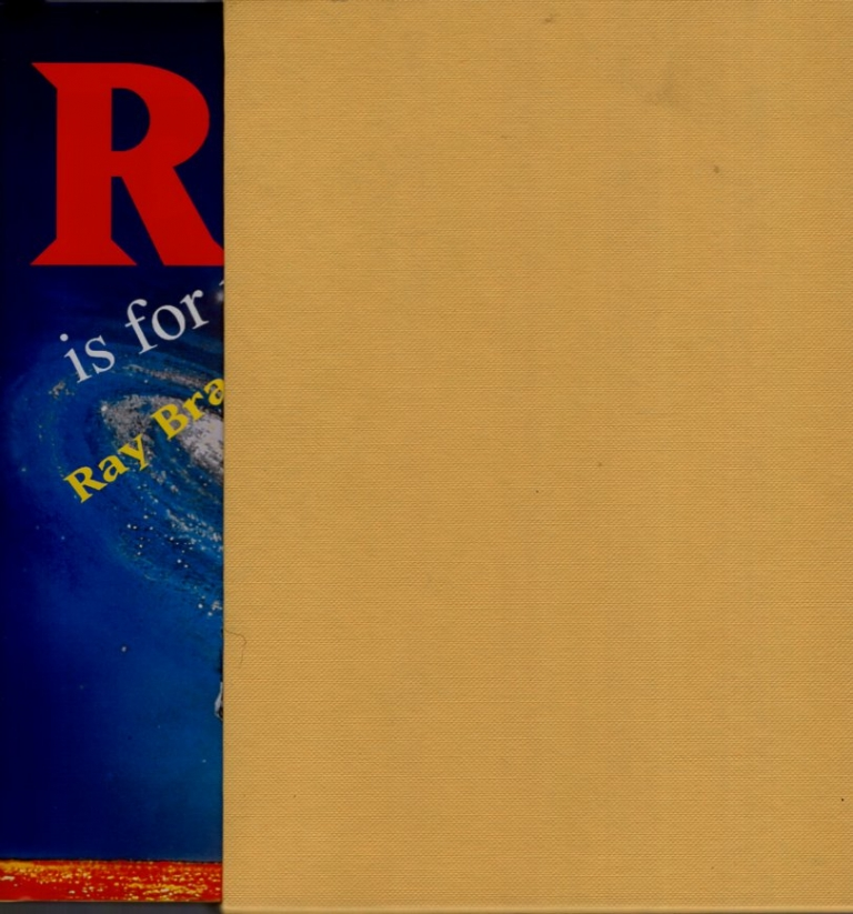 R is For Rocket. Ray Bradbury.