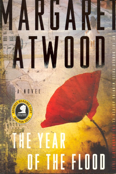 The Year of the Flood. Margaret Atwood.