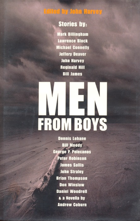 Men From Boys. John Harvey.
