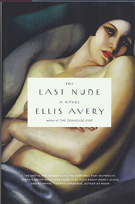 The Last Nude. Ellis Avery.