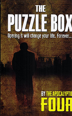 The Puzzle Box. Randy McCharles Eileen Bell, Ryan T. McFadden, Billie Mullholland.