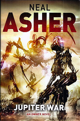 Jupiter War. Neal Asher.