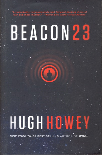 Beacon 23. Hugh Howey.
