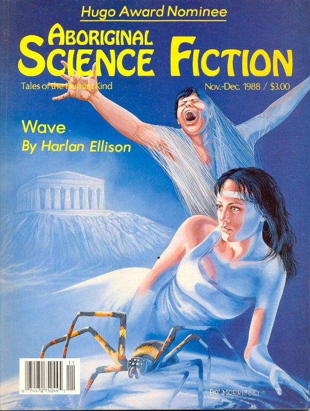 Aboriginal Science Fiction: November-December 1988. Charles C. Ryan.