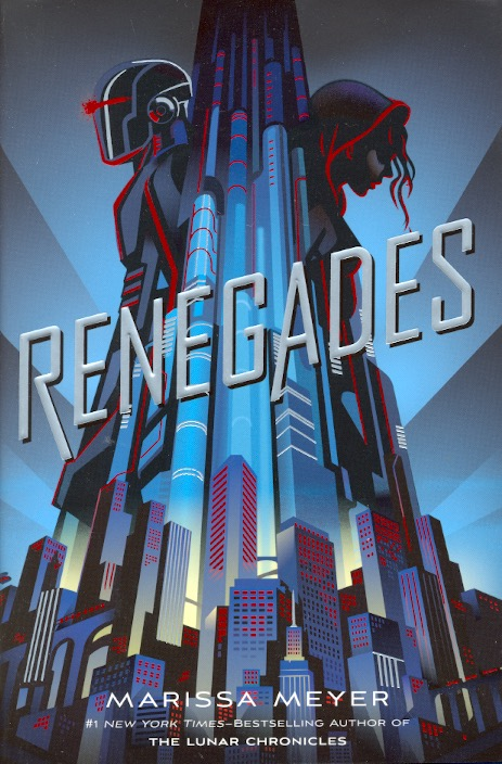 Image result for Renegades, Marissa Meyer