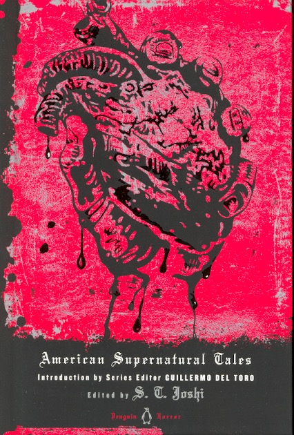 American Supernatural Tales by S  T  Joshi on Ziesing Books