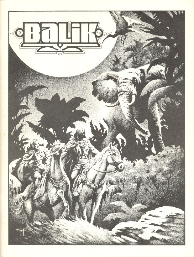Balik: Volume One Number Three. Clifford W. Bird.