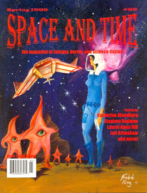 Space and Time #89: Spring 1999. Gordon Linzner.