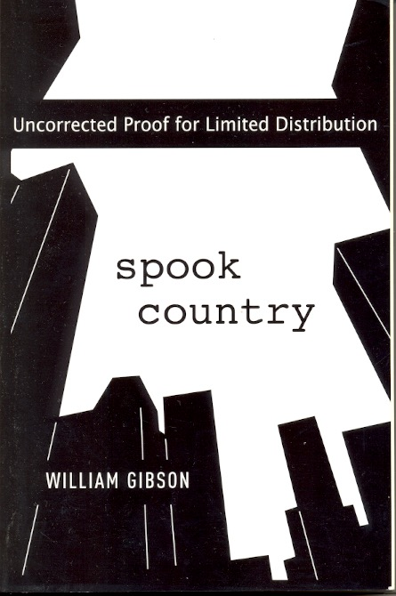 Spook Country. William Gibson.