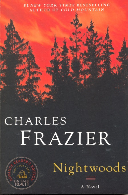Nightwoods. Charles Frazier.