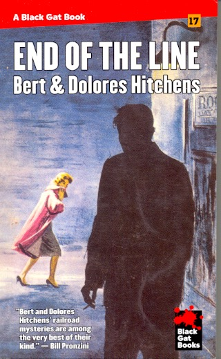 End of the Line. Bery Hitchens, Dolores.