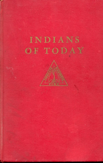 Indians of Today. Marion E. Gridley.