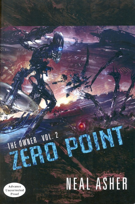 Zero Point. neal Asher.