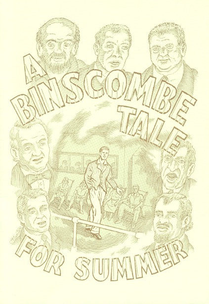 A Binscombe Tale for Summer. John Whitbourn.