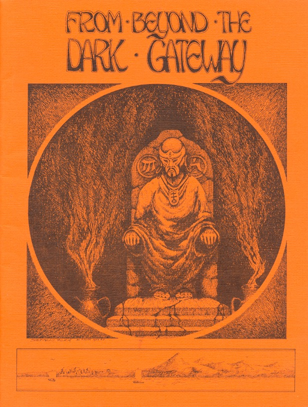 From Beyond the Dark Gateway: Volume 1 Number 3. Edward P. Berglund.