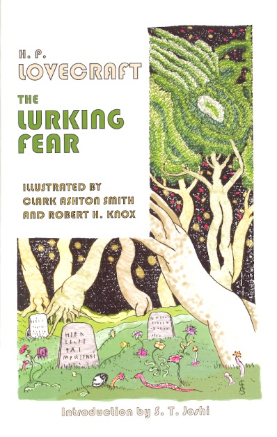 The Lurking Fear. H. P. Lovecraft.