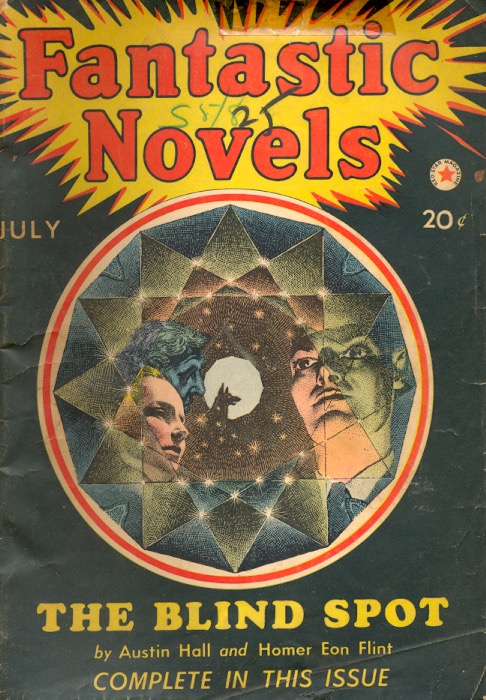 Fantastic Novels Magazine: July 1940. Fantastic Novels Magazine.