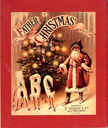 Father Christmas' ABC. BODLEIAN LIBRARY.