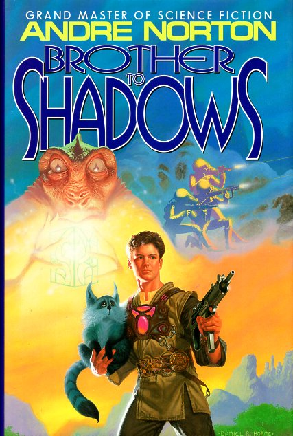 Brother to Shadows. Andre Norton.