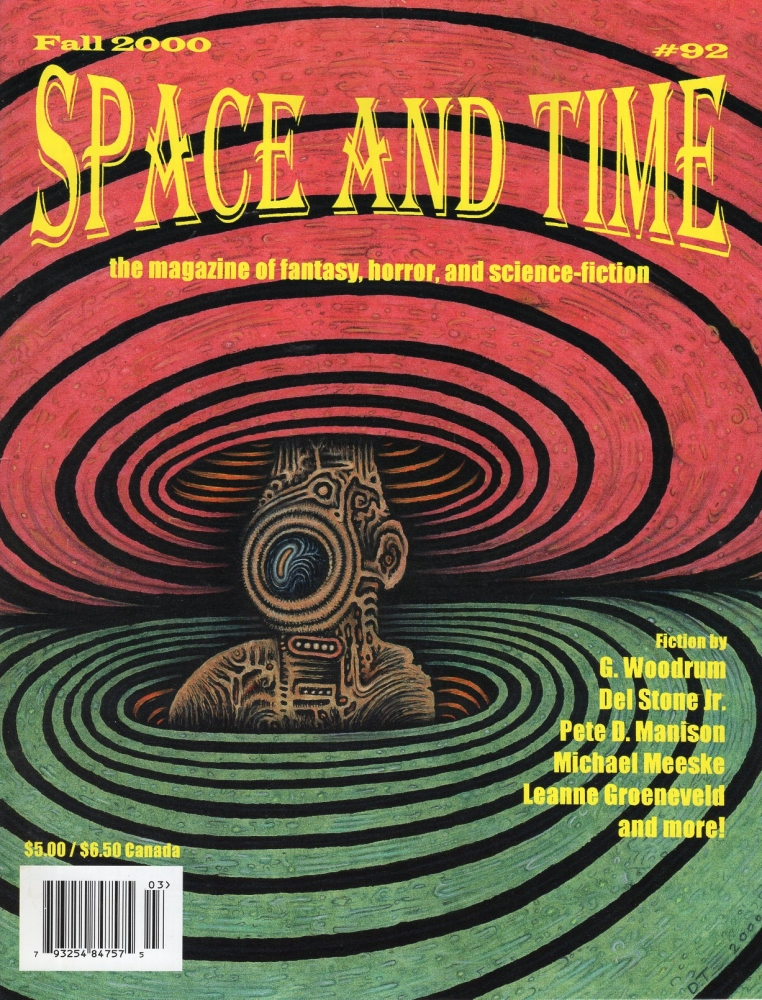 Space and Time #92: Fall 2000. Gordon Linzner.