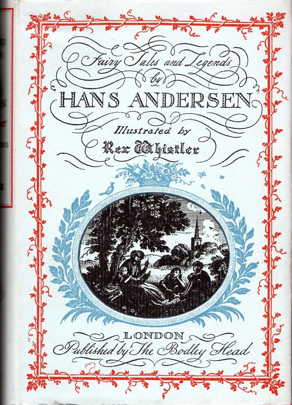 Fairy Tales and Legends By Hans Anderson. Hans Anderson.