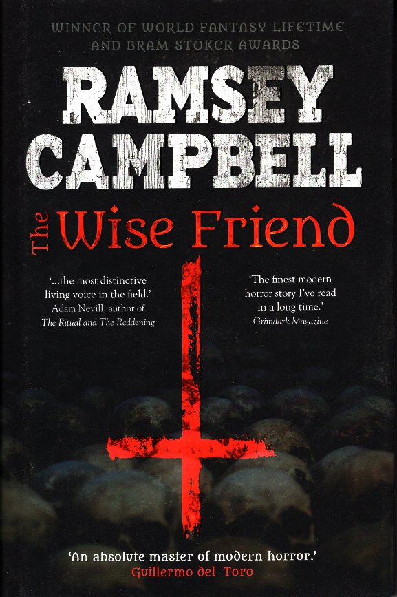 The Wise Friend. Ramsey Campbell.
