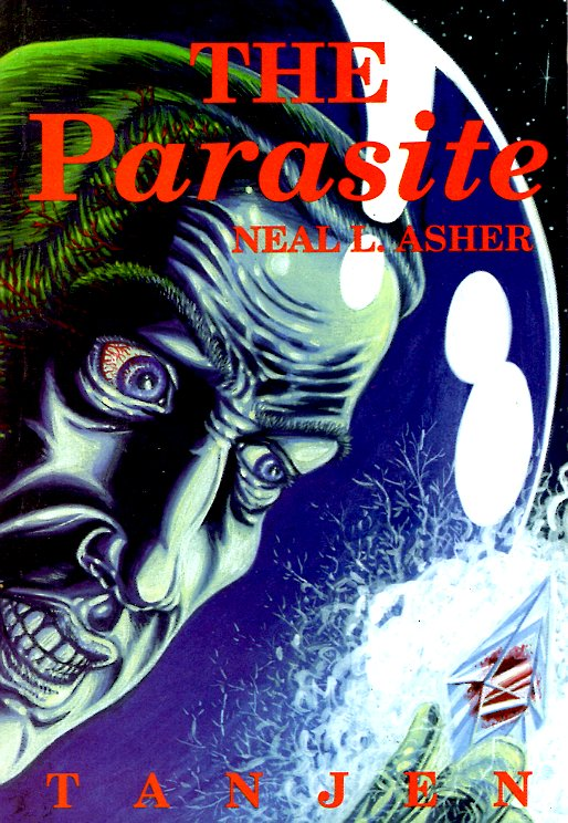 The Parasite. Neal L. Asher.