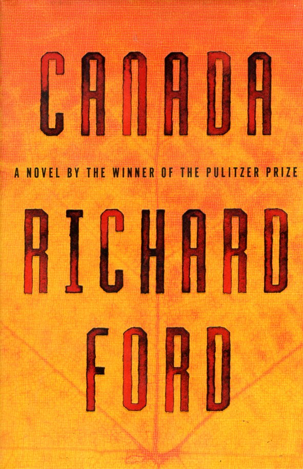 Canada. Richard Ford.