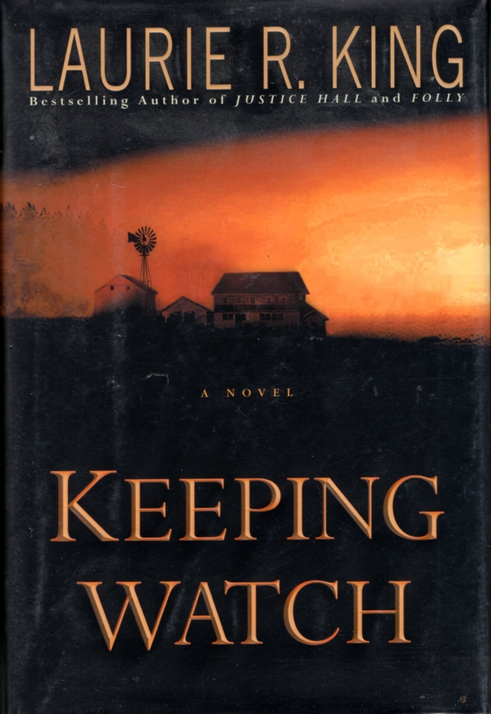 Keeping Watch. Laurie R. King.
