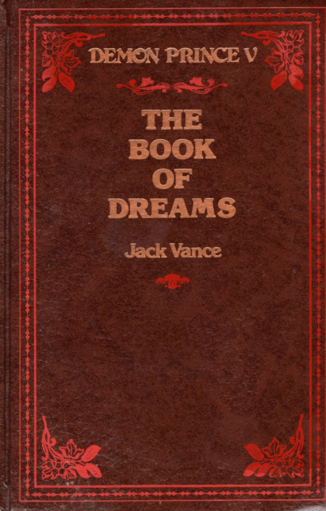 The Book of Dreams. Jack Vance.