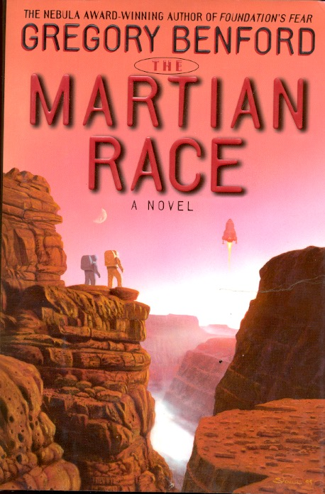 The Martian Race. Gregory Benford.