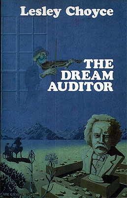 The Dream Auditor. Lesley Choyce.