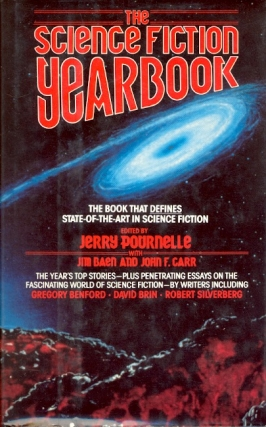 Science Fiction Yearbook. Jerry Pournelle