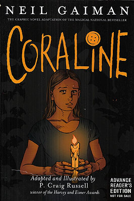 Coraline (Graphic Novel). Neil Gaiman