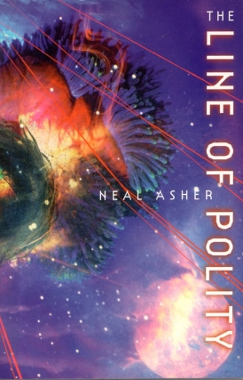 Line of Polity. Neal Asher