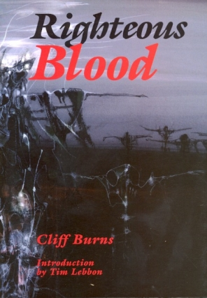 Righteous Blood. Cliff Burns