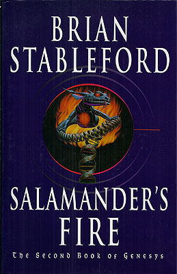 Salamander's Fire. Brian Stableford