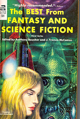 The Best from Fantasy and Science Fiction: Third Series. Anthony Boucher, J. Francis McComas