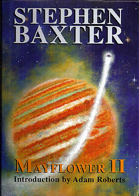 Mayflower II. Stephen Baxter