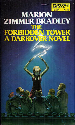 The Forbidden Tower. Marion Zimmer Bradley