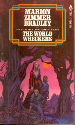 The World Wreckers. Marion Zimmer Bradley