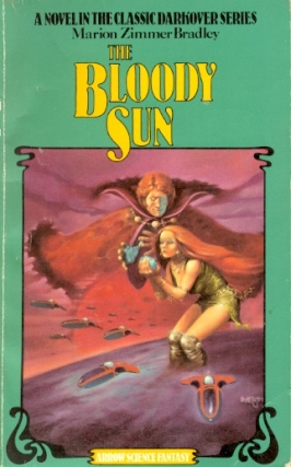 The Bloody Sun. Marion Zimmer Bradley