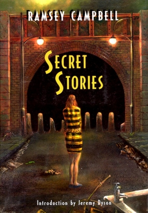 Secret Stories. Ramsey Campbell