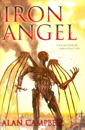 Iron Angel. Alan Campbell
